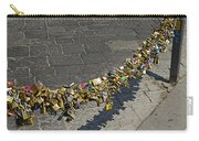 Love Locks - Florence Italy Carry-all Pouch