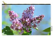 Love My Lilacs Carry-all Pouch