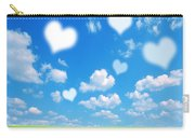 Love Nature Background Carry-all Pouch