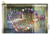 Love Note Under The Bridge Carry-all Pouch