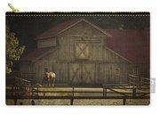 Love Of Country Vintage Art By Jordan Blackstone Carry-all Pouch by Jordan Blackstone