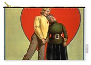 Love Or Mush Carry-all Pouch by Terry Reynoldson