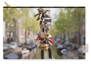 Love Padlocks In Amsterdam Carry-all Pouch