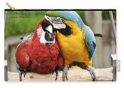 Love Parrotts Carry-all Pouch