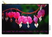 Love Quote Carry-all Pouch