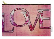 Love - S0103t Carry-all Pouch