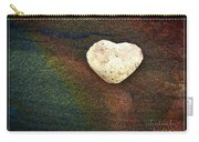 Love Stone - Framed Carry-all Pouch
