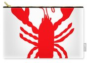 Love You Lobster With Feelers Carry-all Pouch