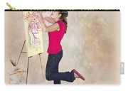 Love Your Art Carry-all Pouch