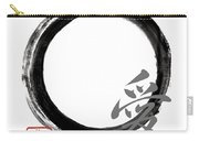 Love - Zen Enso Carry-all Pouch
