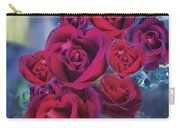 Loveflower Roses Carry-all Pouch