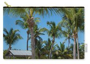 Lovely Beach On Key West East Side Carry-all Pouch