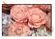 Lovely Flowers Carry-all Pouch