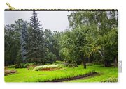 Lovely Garden In St. Petersburg - Russia Carry-all Pouch