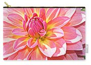Lovely In Pink - Dahlia Carry-all Pouch