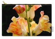 Lovely In Yellow Carry-all Pouch