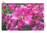 Lovely Lilies  Carry-all Pouch
