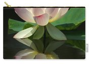 Lovely Lotus Reflection Carry-all Pouch