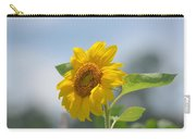 Lovely Yellow Sunflower Carry-all Pouch
