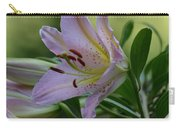 Loving Lilies Carry-all Pouch