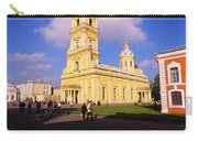 Low Angle View Of A Cathedral, Peter Carry-all Pouch