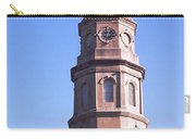 Low Angle View Of A Church, St. Philips Carry-all Pouch