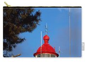 Low Angle View Of A Lighthouse, Morgat Carry-all Pouch