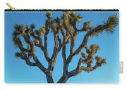 Low Angle View Of Joshua Tree, Joshua Carry-all Pouch