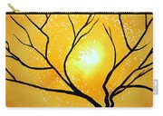 Low Country Original Painting Carry-all Pouch