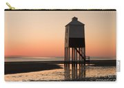 Low Lighthouse Sunset Carry-all Pouch