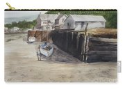 Low Tide At High Noon Carry-all Pouch