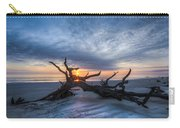 Low Tide At Sunrise Carry-all Pouch