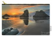 Low Tide Giants Carry-all Pouch by Adam Jewell