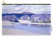 Low Tide  Iona Carry-all Pouch by Francis Campbell Boileau Cadell