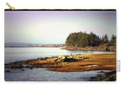 Low Tide Revelations Carry-all Pouch
