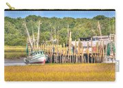 Low Tide - Shrimp Boat Carry-all Pouch