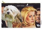 Lowchen Art - Belle De Jour Movie Poster Carry-all Pouch