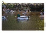 Lowcountry Duck Gathering Carry-all Pouch