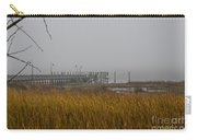 Lowcountry Marsh Fog Carry-all Pouch
