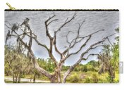Lowcountry Marsh On Sea Island Carry-all Pouch