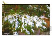 Lowcountry Snow Carry-all Pouch