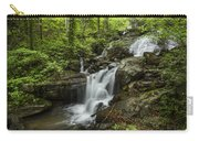 Lower Amicalola Falls Carry-all Pouch by Debra and Dave Vanderlaan