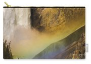 Lower Falls Rainbow - Yellowstone Carry-all Pouch