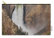 Lower Falls - Yellowstone Carry-all Pouch