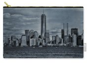 Lower Manhattan And The Freedom Tower Carry-all Pouch