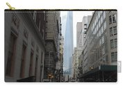 Lower Manhattan And The New World Trade Center Carry-all Pouch