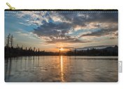 Lower Sunset Lake Carry-all Pouch