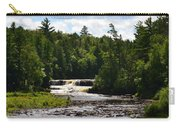 Lower Tahquamenon Falls L Carry-all Pouch