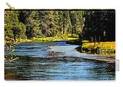 Lower Truckee River Carry-all Pouch
