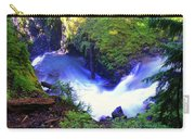 Lower Union Creek Falls  Carry-all Pouch